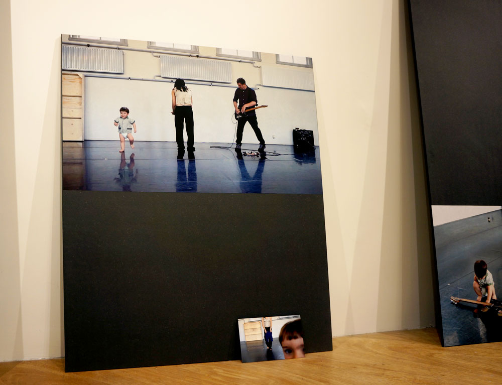 Safe Piece installation panel : Dance floor