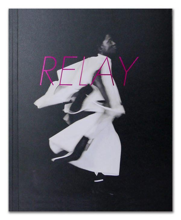 Relay artist publication by Margret Wibmer